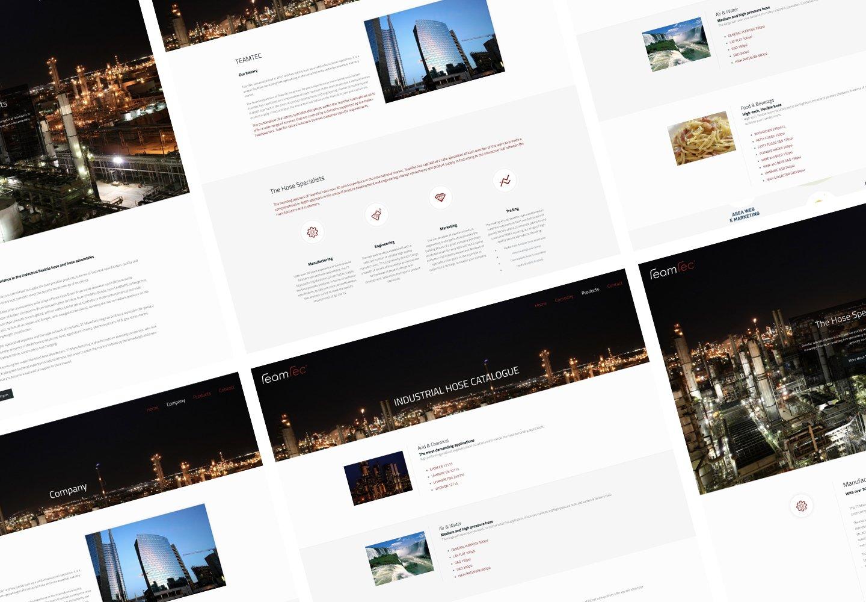 Teamtec | Web
