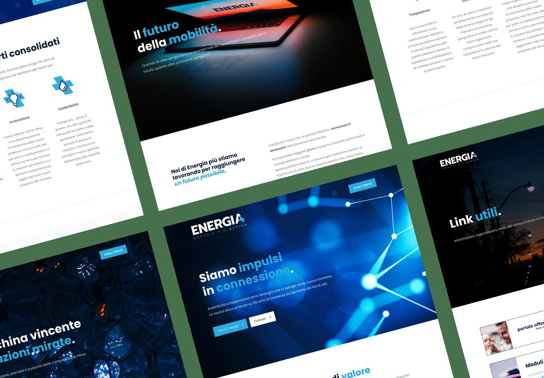 Energia più | Web