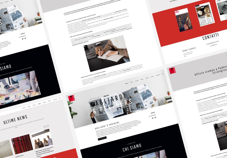 Gagliardi & Partners   Web