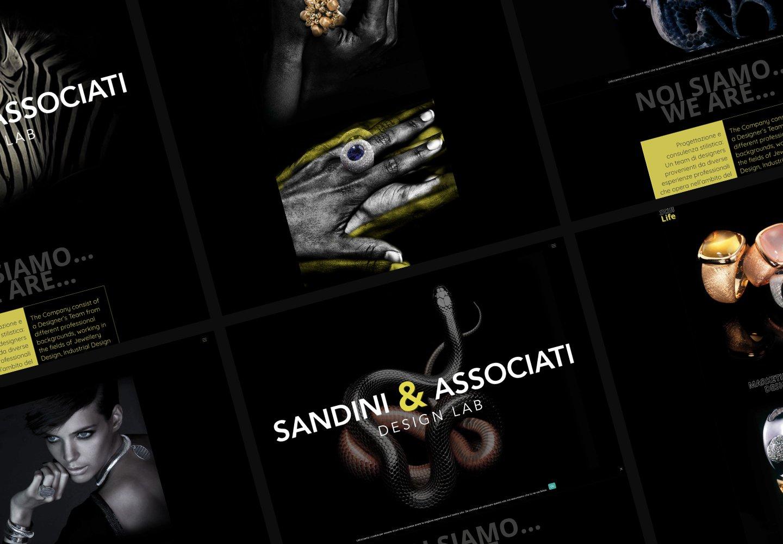 Sandini & Associati   Web