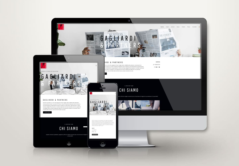 Gagliardi & Partners | Web