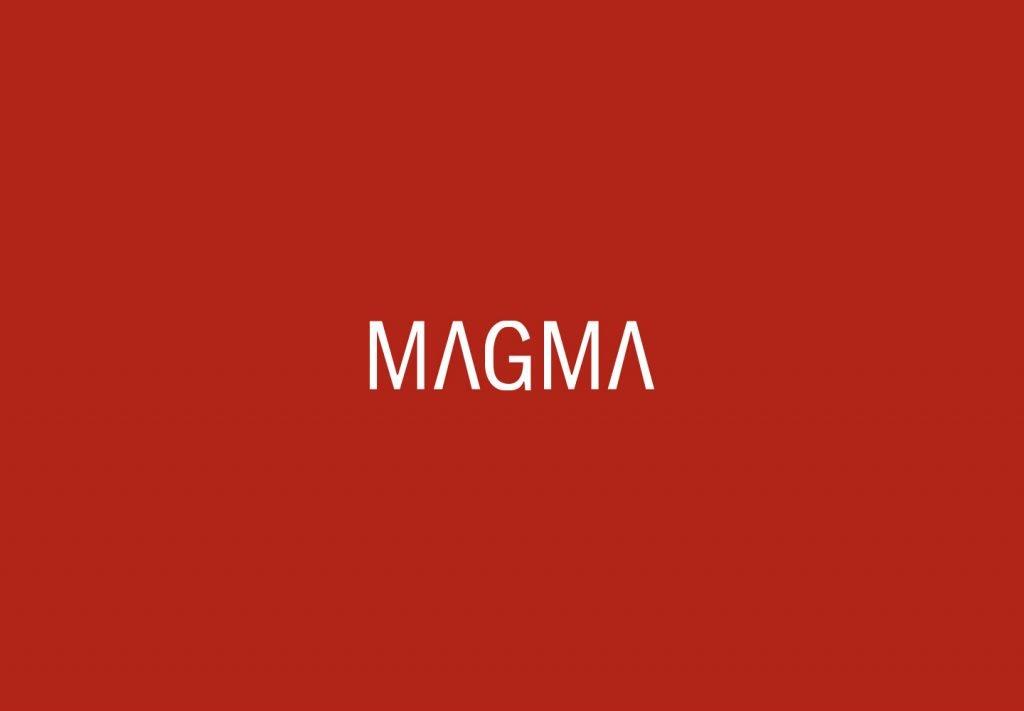 Magma Gallery | Logo