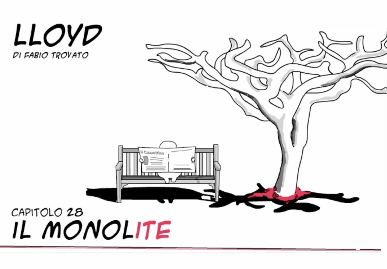 Lloyd di Fabio Trovato | Cartoons