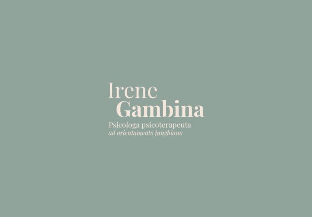 Irene Gambina   Logo